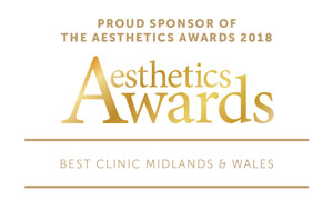 Sponsor of the Aesthetic Awards 2018